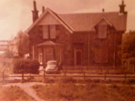 1950s Auchinraith Janitors School House