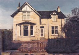 1979 Janitors House at 124 Craig Street. Shared by P Bownes