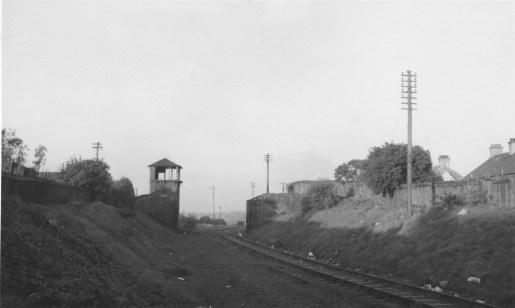 1960s Auchinraith Junction