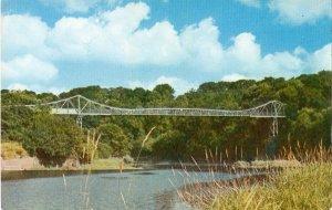 Livingston Memorial Old Foot Bridge