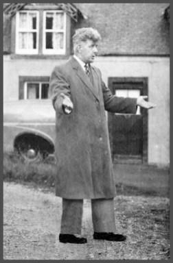 John Graham Preacher. Shared by Graham family