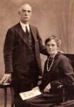 1930s Wattie and Tina Wilson of the Baptist Church