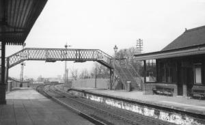 1930 High Blantyre Train Station