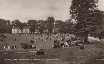 1934 David Livingstone Park grounds. Shared by G Cook