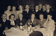1940s Duddy Sisters at Blantyre