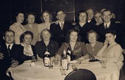 1940s Duddy Sisters at Blantyre