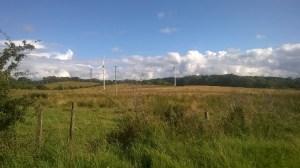 2015 Auchentibber Wind turbine