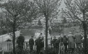 1920s Auchentibber Green