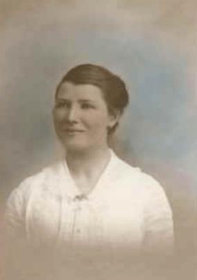 Nellie Frew 1887 - 1951