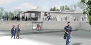 2015 Concept Art David Livingstone Centre