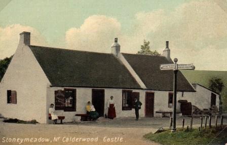 Stoney meadow Sweet Shop 1905