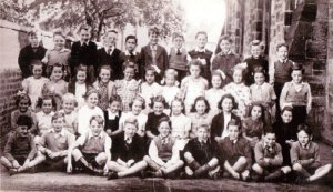 1953/54 High Blantyre Primary School