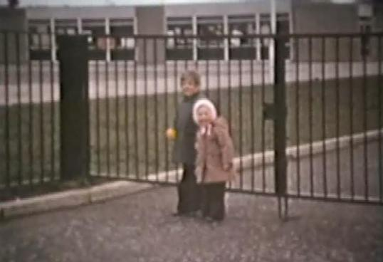 1978 Paul and Joanne Veverka at HIgh Blantyre Primary