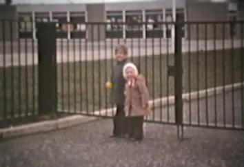 1978 Paul and Joanne Veverka at High Blantyre Primary School