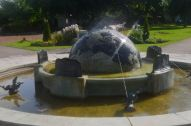 2015 The World Fountain by Andy Bain