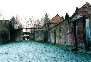 2004 Craighead Farm Buildings before demolition