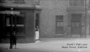 1915 Steele's Pub, Kirkton