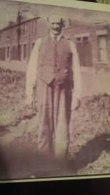1930s Mr McGinty at Caldervale. Shared by H Reilly
