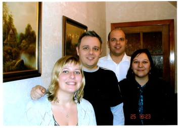 2005 Veverka Christmas at Stonefield Crescent