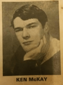 1968 Ken McKay of Livingstone Folk Four
