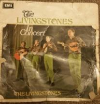 Livingstone Folk Four LP
