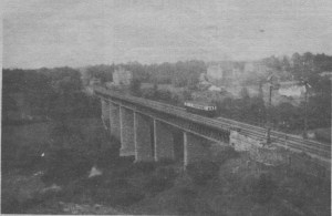 1920 Craighead Viaduct from Blantyre