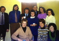 1970s Staff at Broo, Boswell Drive