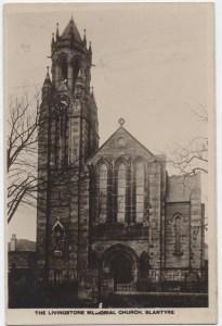 1917 Liv Mem Church