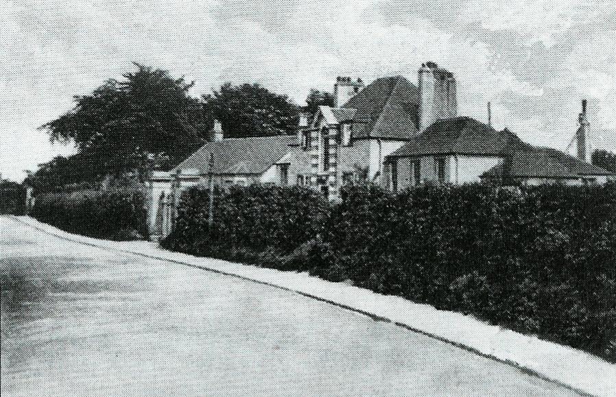 1930s cottage hospital