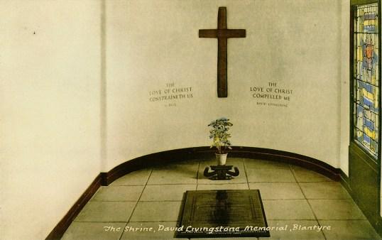 1932-the-shrine-david-livingstone-memorial
