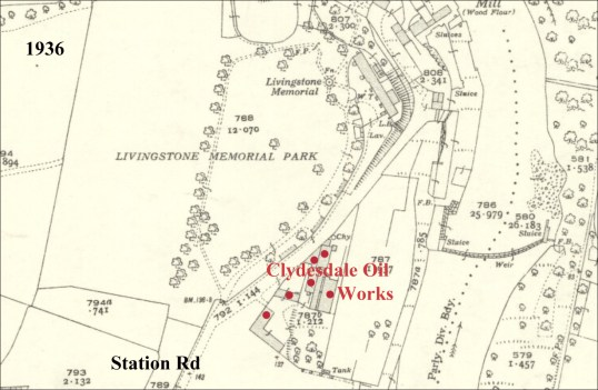 1936 Clydesdale Oil Works