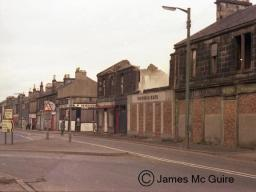 1979 Glasgow Road at Forrest Str by J McGuire