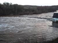 2015 Dec Blantyre Weir by A Bain