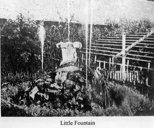 1909 Little fountain Auchentibber
