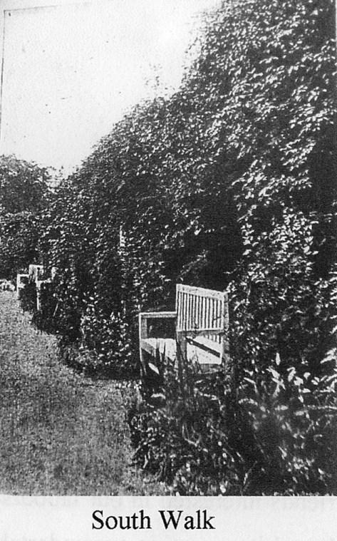 1909 Quoiting Green Auchentibber (PV)