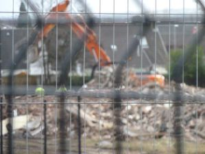 2016 St Josephs Demolition Jan
