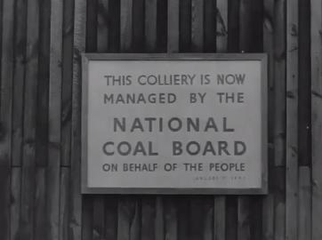 1947 NCB Plaque at Dixons pit1