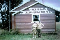 1969 Mary and Dick Wright at Blantyre, Ontario