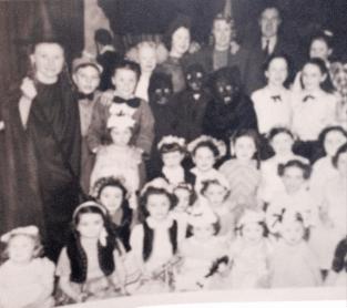 1950s Daisy Brown Dance School