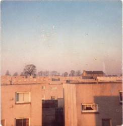 1980 Jerusalem Houses from Forres St from S McGuigan