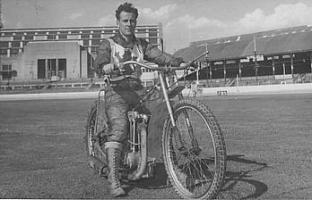 1951 Tommy Miller, Speedway