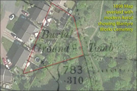 1898 Blantyre works Cemetery