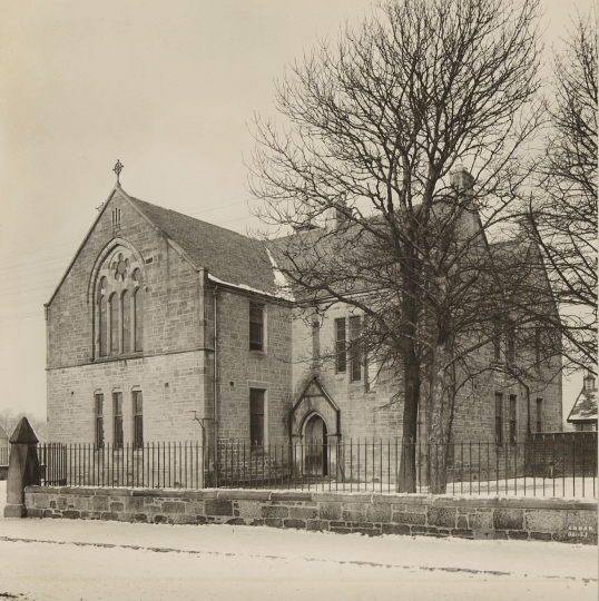 1903 St Josephs School Chapel