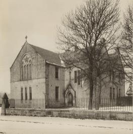 1903 Hi res St Josephs School Chapel