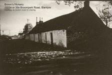 Browns Nursery, Barnhill