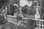 1930s late on gardens just before closing
