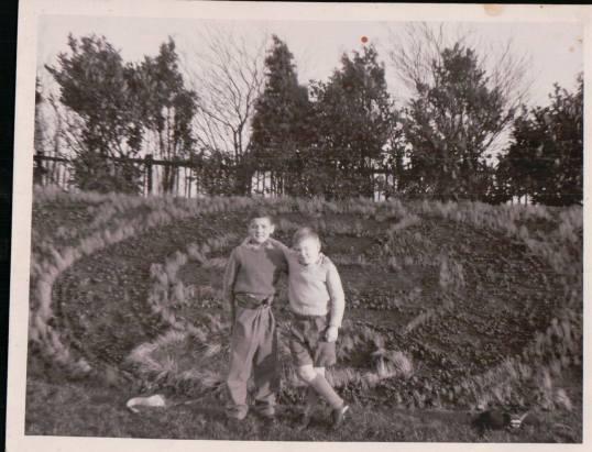 1959 John Haliburton and Matt McGuigan public park