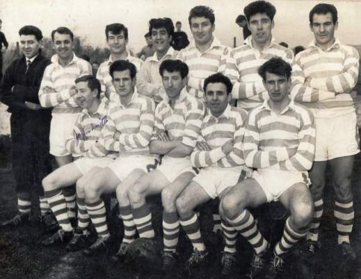 Jimmy Lennon Blantyre Celtic from Stewart Willis