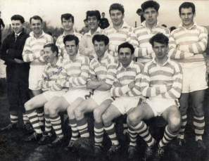 1960s Blantyre Celtic shared by Stewart Willis