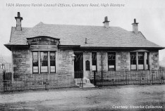 1904 Parish Council Offices